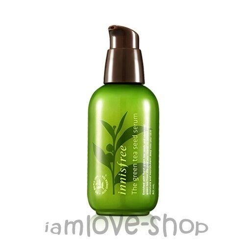 [Innisfree] 2014 New Upgrade The Green Tea Seed Serum 80ml