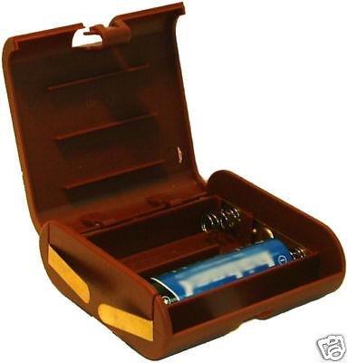 Batterieadapter 3V als Batterieersatz f/ür 3 AA Micro Batterien