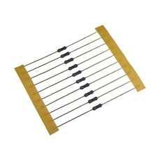 10 Widerstand 51Ohm MF0207 Metallfilm resistor 51R 0,6W TK25 0,1% 022372