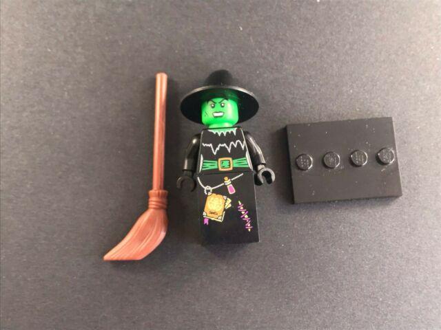 "COLLECTIBLE MINIFIGURE Lego Series 2 /""WITCH/""  NEW Genuine Lego 8684"