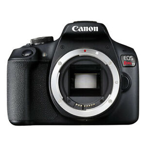 Canon EOS Rebel T7 24.1MP Digital SLR Camera Body