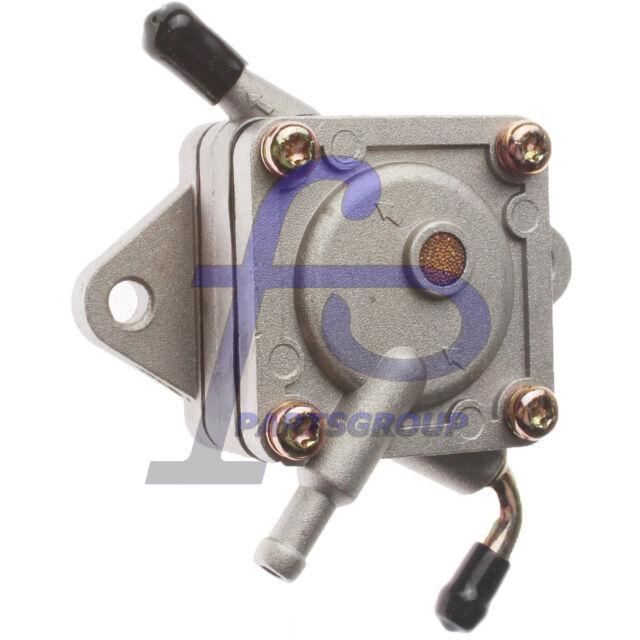 Fuel Pump For John Deere 112L 130 LX172 180 GT242 FC540 FC420V Kawasaki Engine