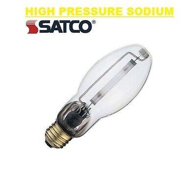 Satco S1930 2100K 70-Watt Clear Mogul Base ET23.5 High Pressure Sodium Lamp Satco Products