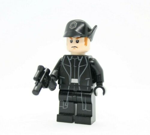 Lego General Hux 75104 with Cap Force Awakens Star Wars Minifigure