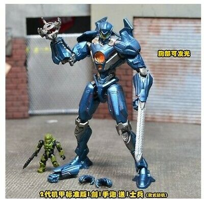 PACIFIC RIM 2 UPRISING GIPSY AVENGER SIDE JAEGER ACTION FIGURE COLLECTION TOY