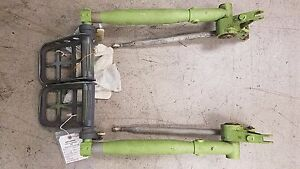 737 BOEING Rudder Pedals -- Sets of 2 (1 LH and 1 RH) - With Linkage, As removed