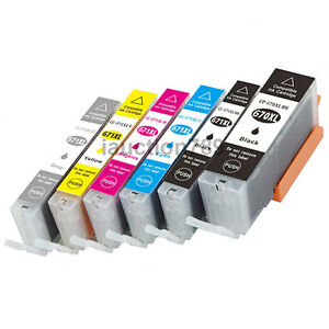 12x-Generic-Canon-Ink-Cartridges-PGI670XL-CLI671XL-for-Pixma-MG7760-MG7765