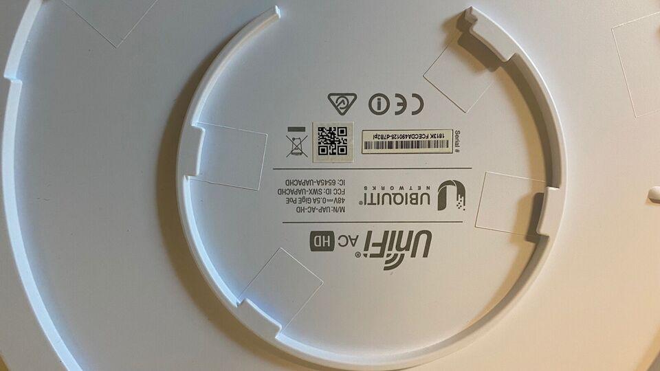 Access point, wireless, Ubiquiti UniFi UAP-AC-HD