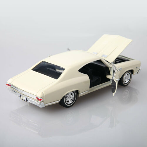 1968 Chevrolet Chevelle SS 396 1:24 scale American Classic Diecast Model Car