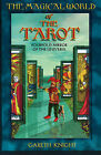 The Magical World of the Tarot: Fourfold Mirror of the Universe by Gareth Knight (Paperback, 1996)