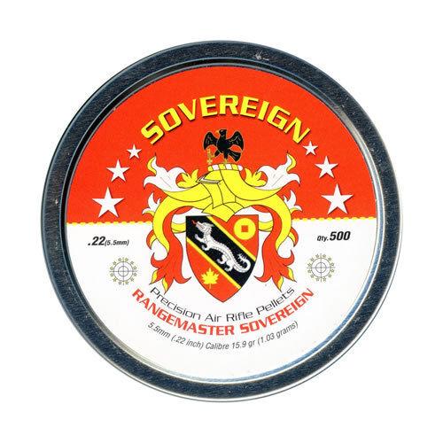 Daystate Rangemaster Sovereign .22 15.9gr - Qty 50's 100's 500's 1000's & 2500's