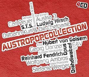 AUSTROPOP-COLLECTION-4-CD-NEU-AUSTRIA-3-STS-RAINHARD-FENDRICH-PAPERMOON