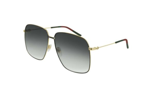 b653fc7a61b Buy Gucci Urban GG 0394s Sunglasses 001 Gold 100 Authentic online