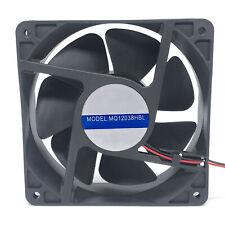 035a Dc 12v24v220v48v 12cm Cooling Fan Axial Flow Fan Replace For Mq12038hbl