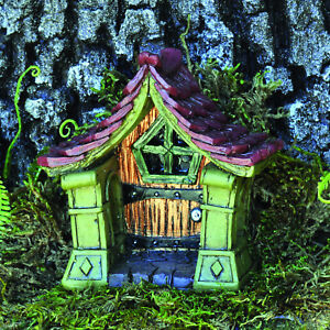 Fiddlehead-Copper-Fairy-Door-Indoors-or-Outside-Finely-Detailed-FOC-DEL