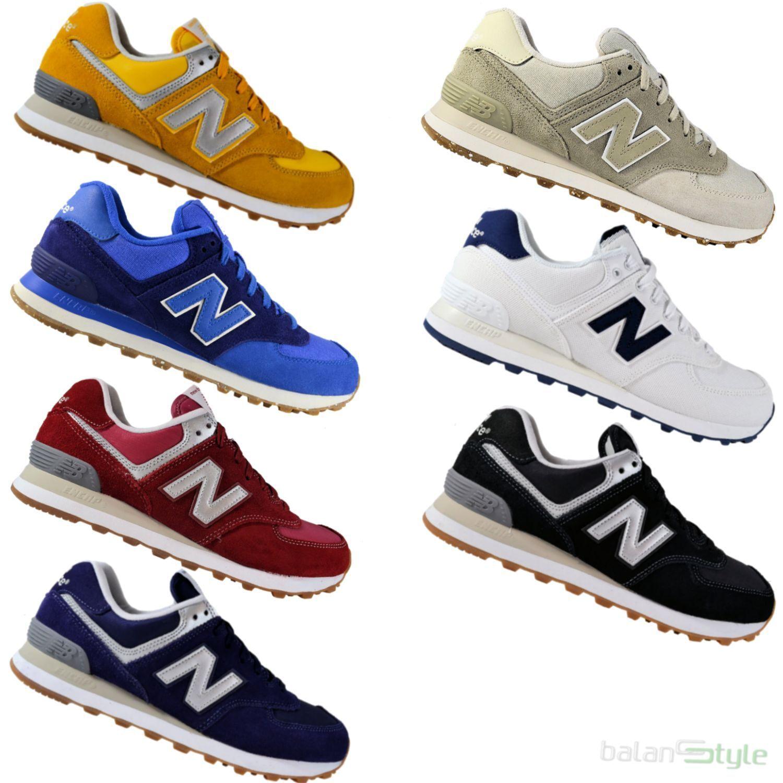 NUOVO New Balance scarpe uomo 574 ml -- ** SVENDITA ** -- 100% ORIGINALE Scarpe classiche da uomo
