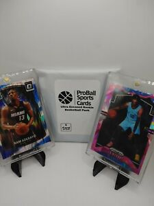 ProBall Ultra Encased Rookie Basketball Pack - Hot Rookies, Rookie Autos & SSP's