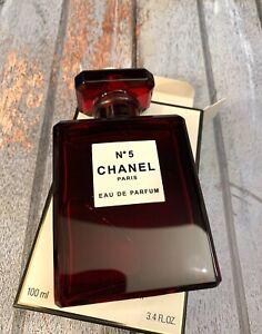 Chanel-No-5-Red-Bottle-Eau-De-Parfum-100-ml-3-4-fl-oz-for-Women-New-Sealed-Box