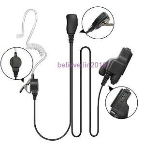1-wire-Surveillance-Earpiece-For-Motorola-XTS2250-XTS2500-XTS5000-HT1000-MTX838