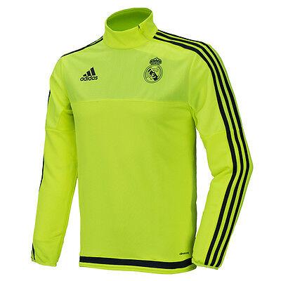 Adidas 2015/16 Real Madrid Volt Soccer Football Training Top S88965
