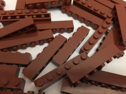 Lego 3009-5 NEUF marron foncé 1x6 briques par commande