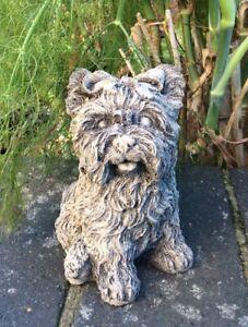 Stone Garden Yorkshire Terrier Yorkie