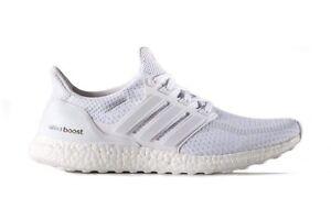 best authentic 36d3d 31ba8 La foto se está cargando Adidas-Ultra-Boost-Todo-Blanco-Triple-Blanco-3-