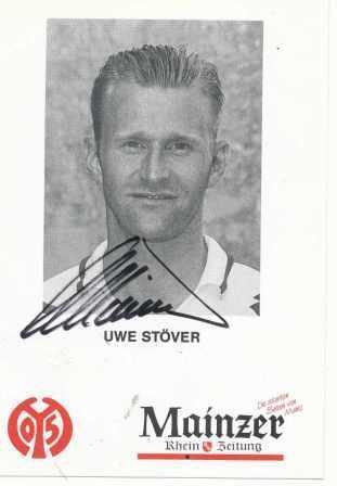 FSV Mainz 05 AK 3033 Uwe Stöver 1