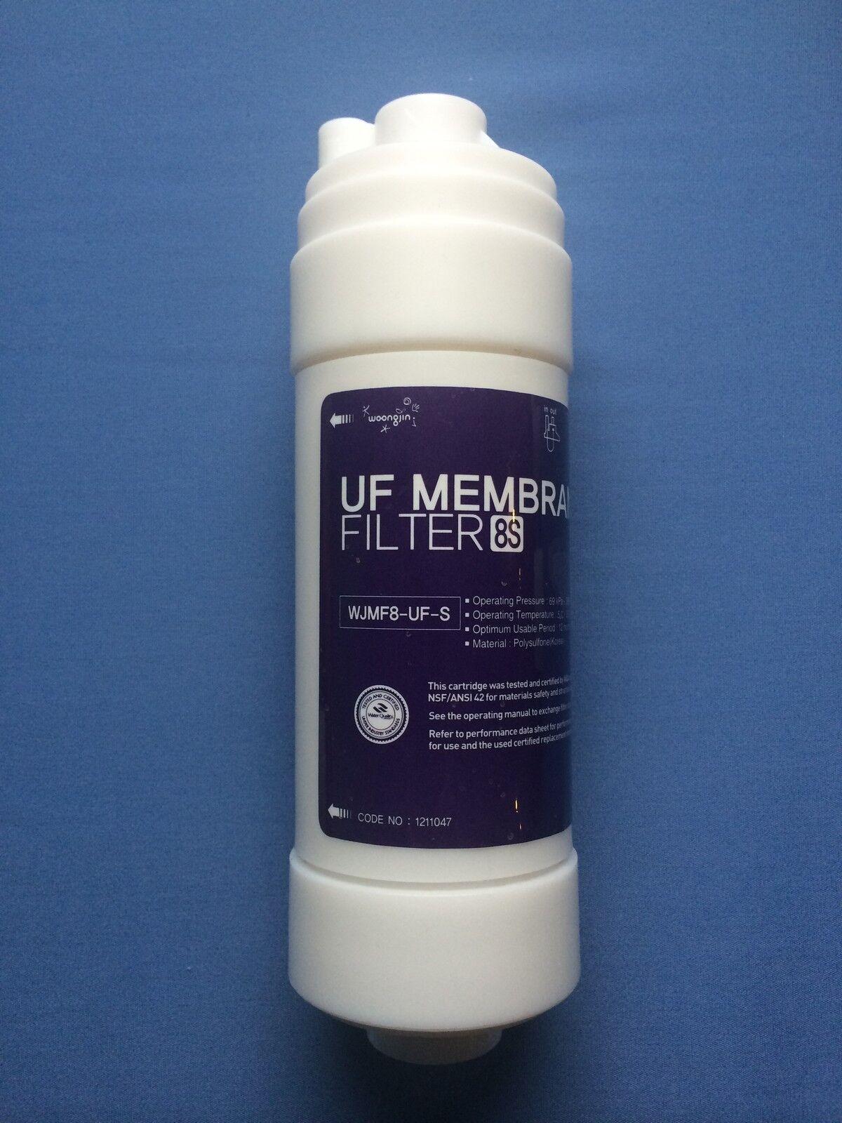 UF Membrane pour Coway chp-06du, p-07cu, Ultrafiltration membrane 8 S antibakter