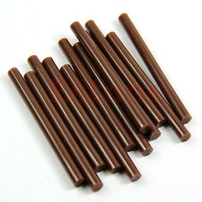 Hot 12pcs Keratin Glue Sticks for Human or Synthetic Hair Extensions Application
