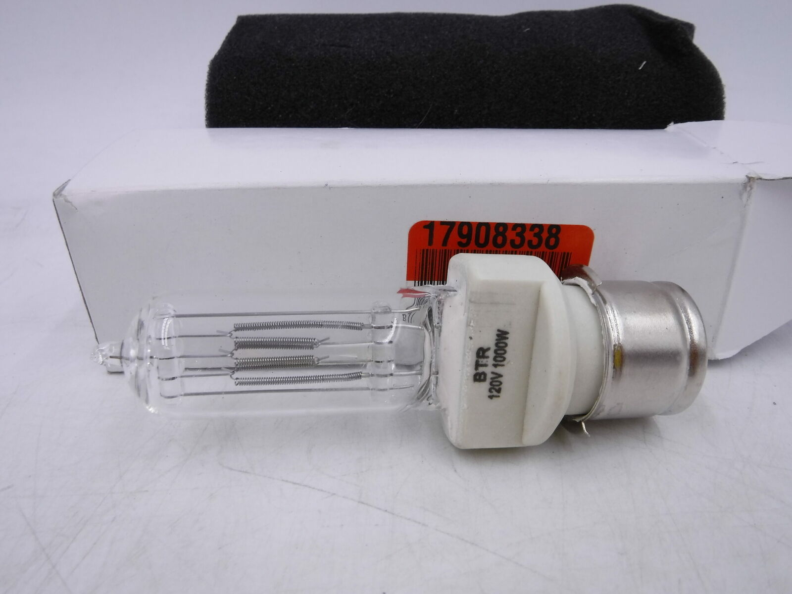 REPLACEMENT BULB FOR USHIO FER 1000W 120V