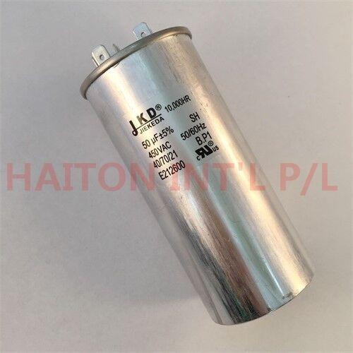 Air-Con Run Capacitor CBB65 50uf±5/%  4PIN+2PIN  450V 50Hz( 40℃~+70℃)