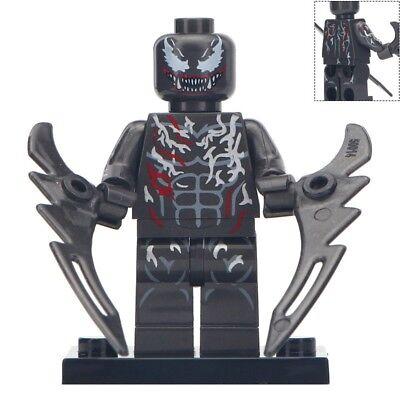 Riot Lego Minifigure Symbiote Venomverse Venom Marvel Super Heroes Minifig