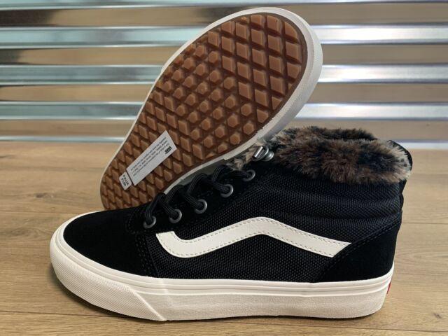 VANS Ward Summer Canvas Skate Shoes