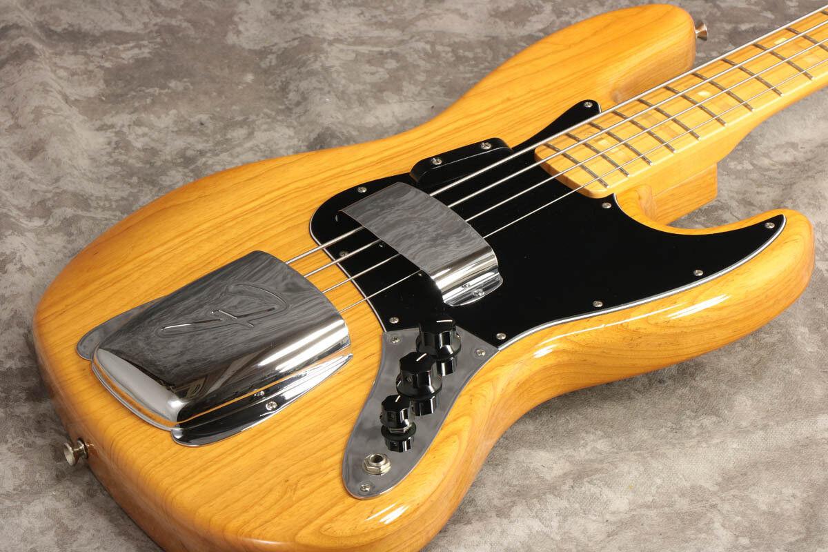 Fender USA FSR American Vintage 75 Jazz Bass Natural rare EMS F S