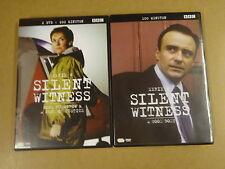 3-DISC DVD SET / SILENT WITNESS - SERIE 4 ( BBC )