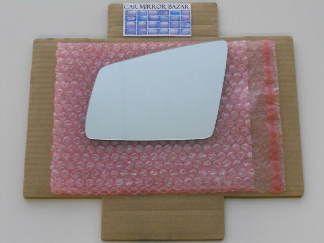 for Mercedes-Benz C CL CLS E GLK Class Right Side Door Wing Mirror Glass Heated