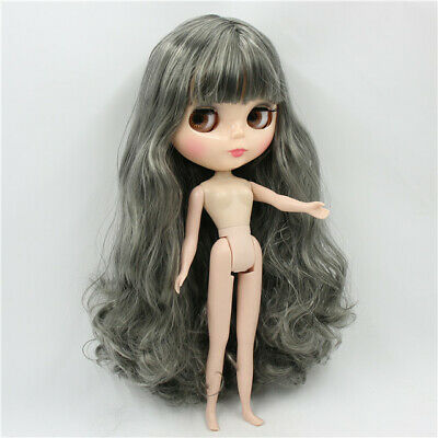 """Blythe Doll Nude 12/"""" Joint Body Dress Up DIY 1//6 Scale BJD ICY Toy Girls Gift"""