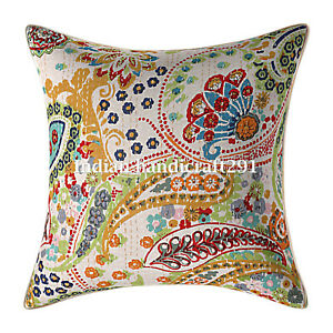 Home-Decor-Embroidered-Cushion-Cover-Indian-Bedding-Sofa-Pillow-Case-Cover