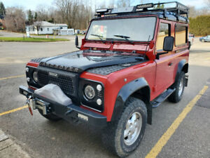 1999 Land Rover Defender