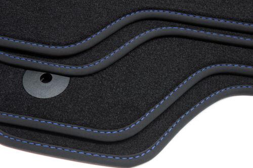 Allwetter Fußmatten für Hyundai Santa Fe IV 4 2018 Typ TM ab Bj