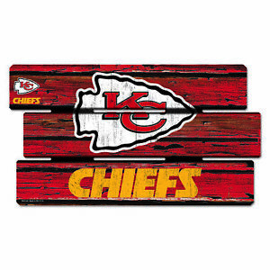 Kansas-City-Chiefs-Defense-Holzschild-XL-63-cm-NFL-Football-Fence-Sign