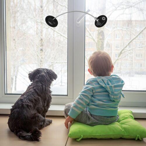 Fensterschloss Kindersicherung Kühlschrank Fenster Sicherung Abschließbare Neu