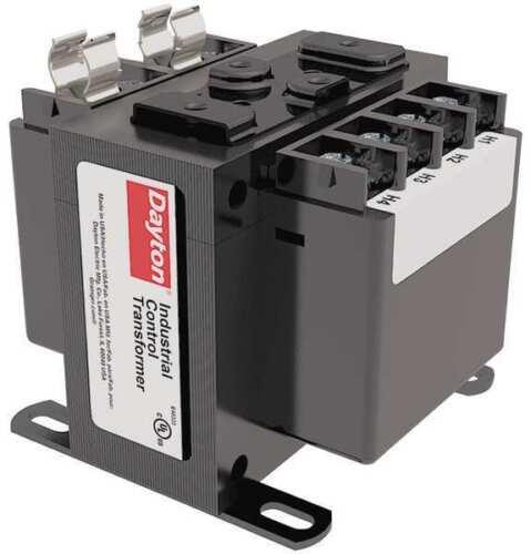 DAYTON 31EH14 Control Transformer,150VA,208//277VAC
