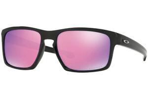 c75d4eeab0e Oakley Sliver OO9262-39 Polished Black   Prizm Golf Sunglasses 57mm ...