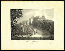Antique Print-CHIMAY-BELGIUM-Pl.21-de Cloet-Madou-1825
