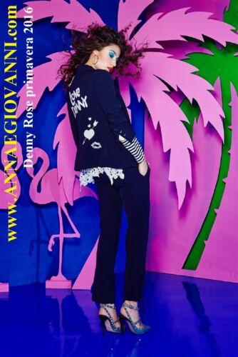 de 2016 homme printemps 63dr12016 femme Pantalon Printemps Article Rose style Denny qBR5SwxZ