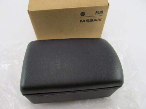 Genuine OEM For 2000-2001 Nissan Altima BLACK Center Console Armrest Lid NEW