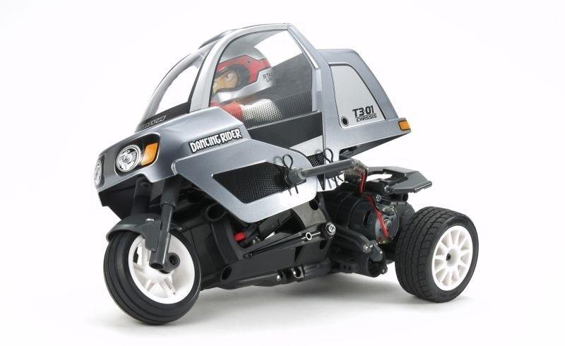 Tamiya Dancing Rider 1 8 trike t3-01 - 300057405