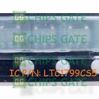 ltnd 1PCS Precision Oscillator IC Linear SOT-23-5 LTC1799CS5 LTC1799CS5#PBF